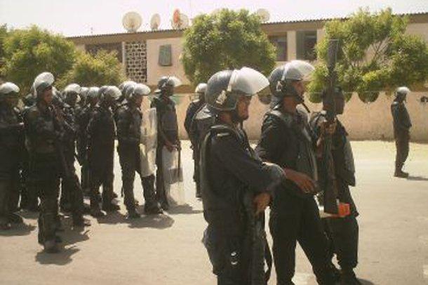 police mauritanie