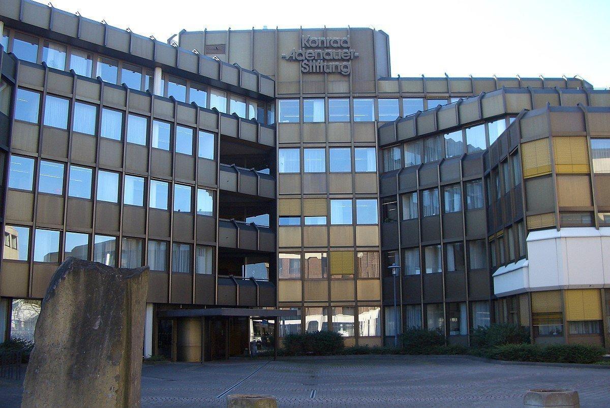 1200px Konrad Adenauer Stiftung Ostseite