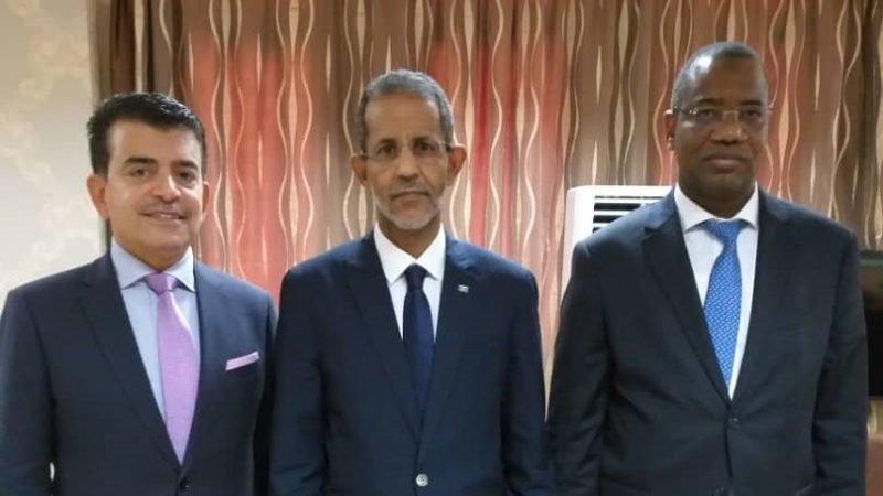 1 Isesco Director General Mauritania visite