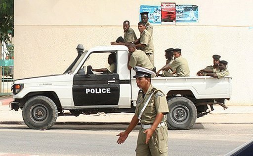 afp police arrest 56 in mauritania over census protests