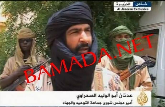 Abou Walid al Sahraoui ex responsable Mujao emir al Mourabitoune