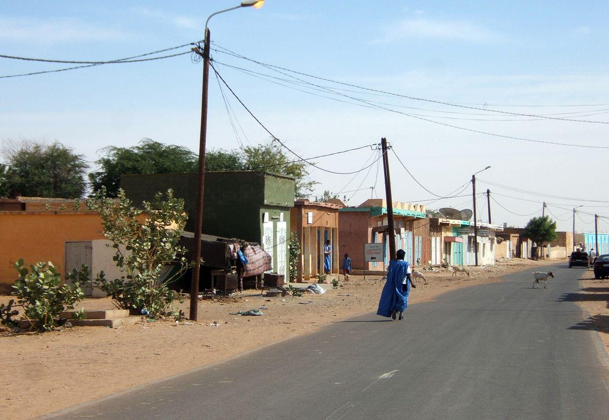 Kiffa mauritania