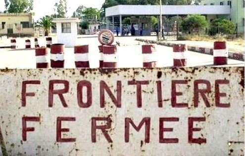 frontiere fermee