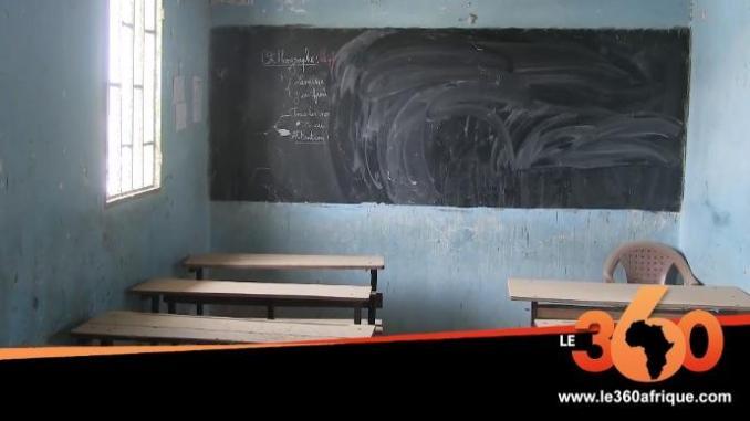 mauritanie  les enseignants du prive prives de salaire par le covid 19
