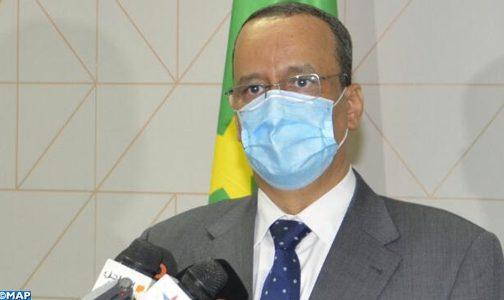 ministre mauritanien des affaires étrangères aides medicales marocaines