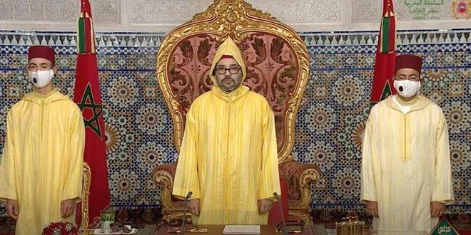 discours roi