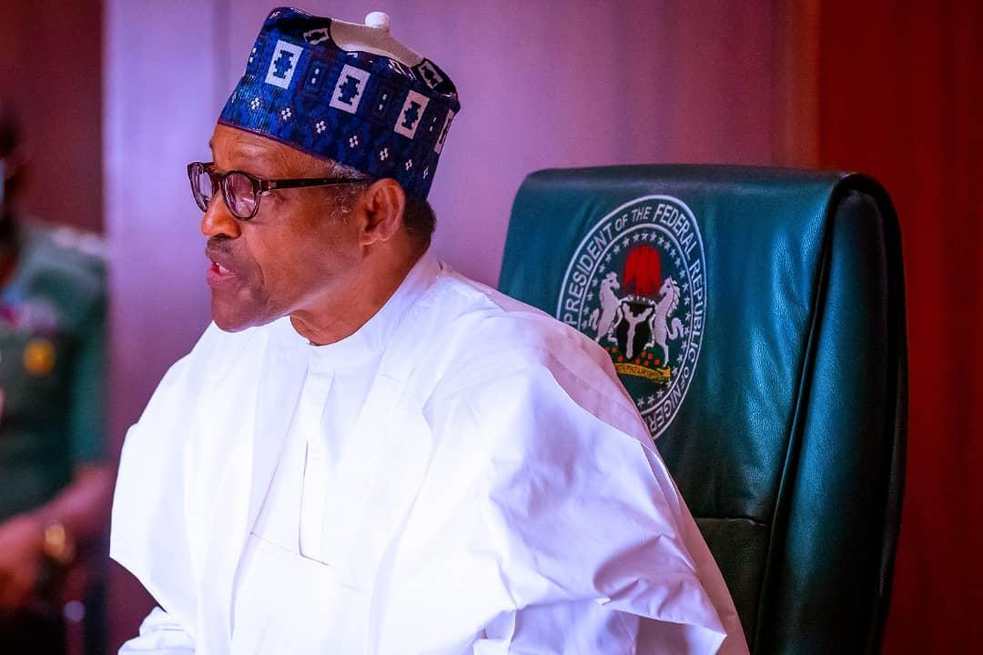 Buhari meets ex leaders 3