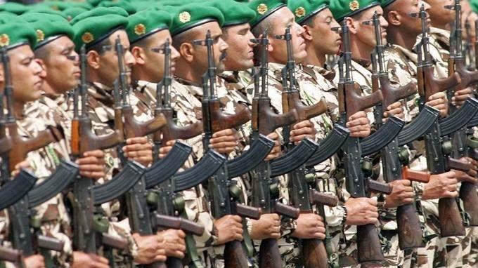 forces armees royales armee