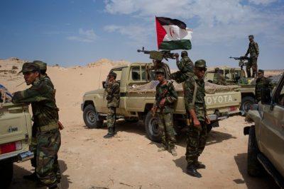 sahara le polisario veut rompre le cessez le feu et ferme el guerguerat e1609518468254