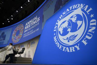 assemblee annuelle Fonds monetaire international Banque mondiale Washinton 18 octobre 2019 98745632 e1609884850464