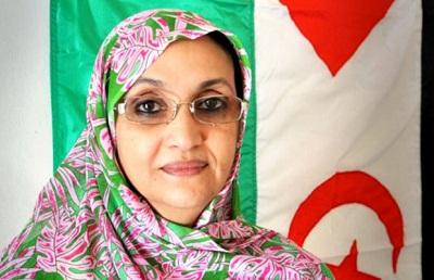 d aminatou haidar nominee pour le prix nobel de la paix 9d404