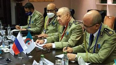 chanegriha reitere lengagement de lalgerie face aux defis securitaires