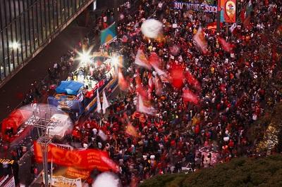 bresil manifestants sao paulo