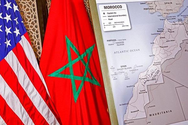 sahara marocain etats unis