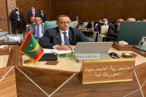 10 09 2021 ministre affaires etrangeres ligue etats arabes