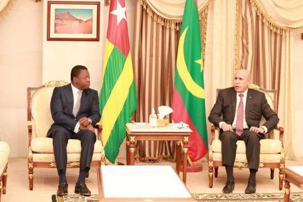 togo mauritanie